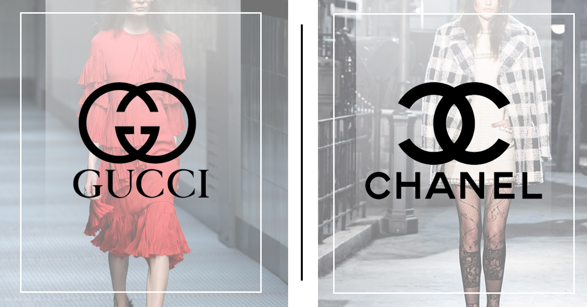 #TriviaTime: The Stories Behind These Famous Fashion Brand Logos Will Surprise You!