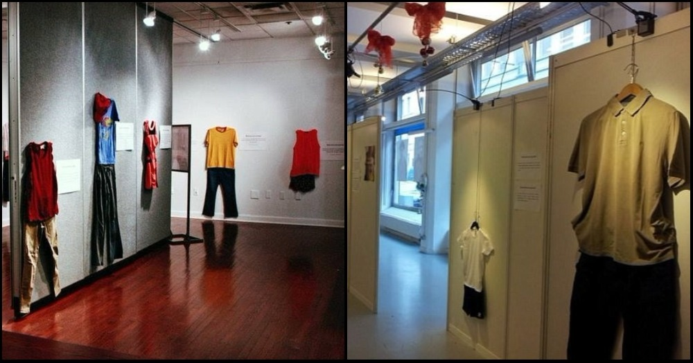This Exhibition Shows That 'What Were You Wearing' Has Nothing To Do With Rape