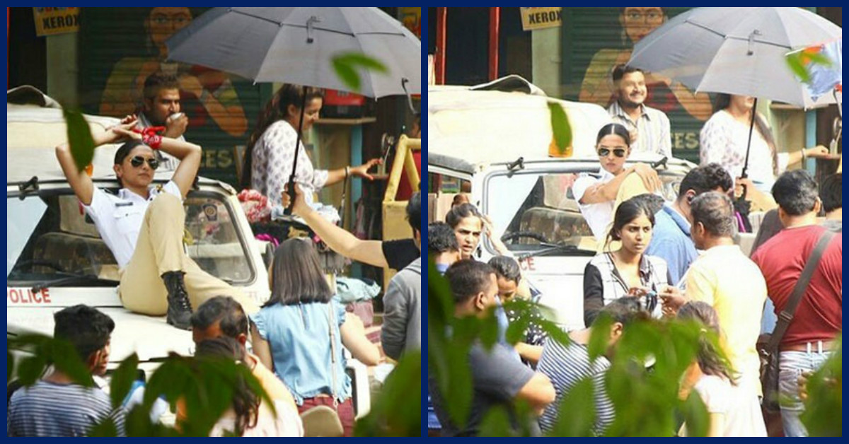 Guess What Deepika Padukone Is Up To!