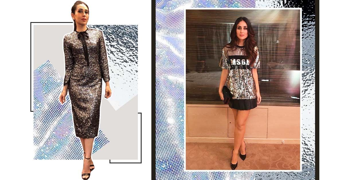 Extra Sparkle: Bollywood Is Bringing Sequin Back & Here's How To Follow Suit