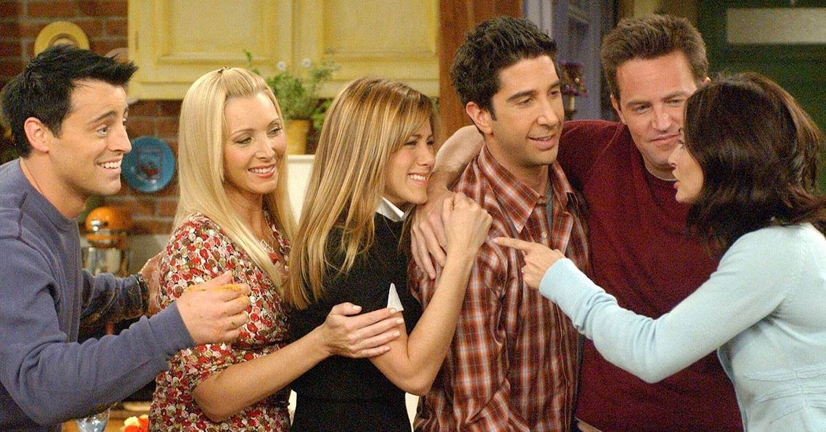 If Friends Was Set In 2018... Here's How Your Favourite Characters Would Dress Up!