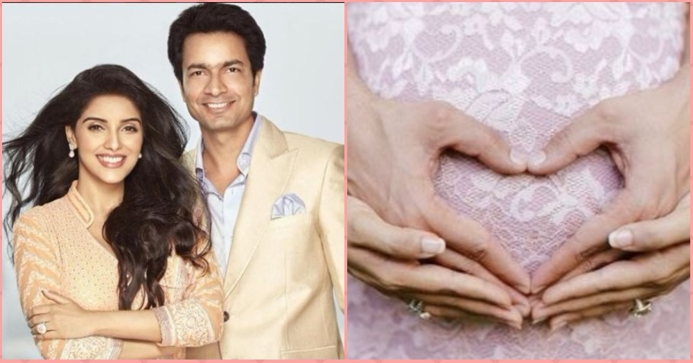 Asin Shared A Picture Of Her Daughter On Her Wedding Anniversary & It's 'Aww'dorable!