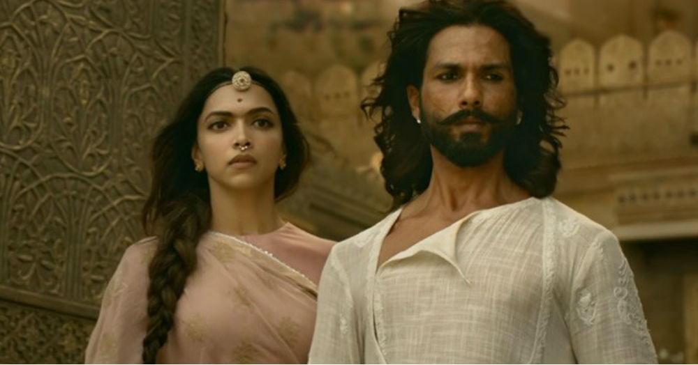 Two New Promos Of Padmaavat Are Here & They Even Have Ranveer Singh's First Dialogue!