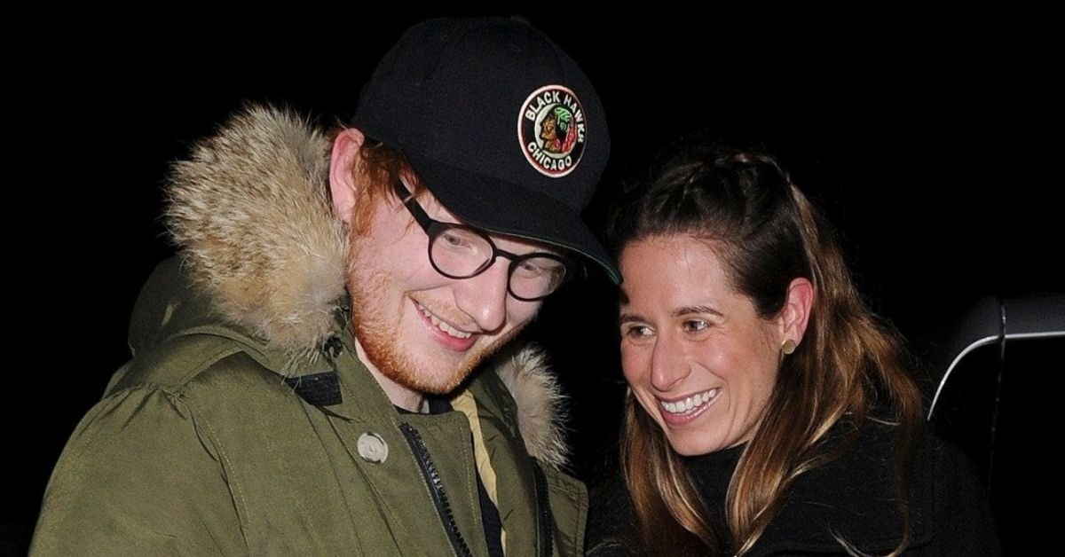 Ed Sheeran Announced His Engagement & This Is How He Proposed