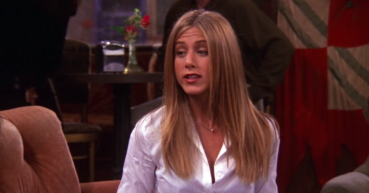 'Your Guide To Living Life' - According To Rachel Green