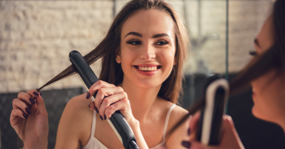 Everything You Need To Know About The Different Types Of Hair Straightening