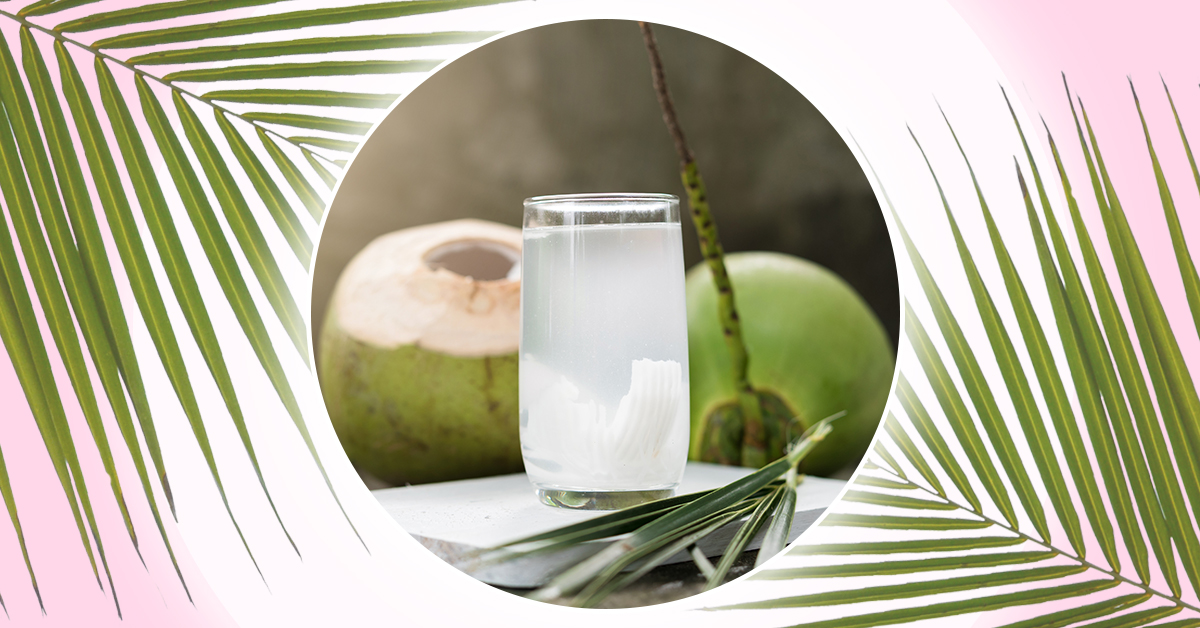 Coconut Water: The Tropical Secret To Amazing Hair, Skin And Health!