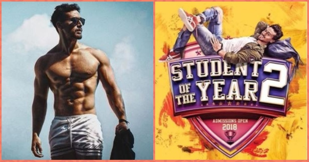 A New Look From SOTY 2 Has Been Revealed And Boy Does Tiger Shroff Look Fine!