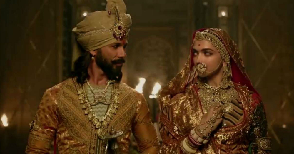 35 Honest Thoughts I Had While Watching Padmaavat!