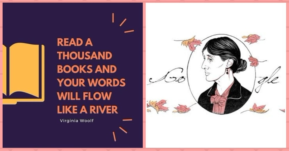 10 Quotes By Virginia Woolf That Prove Women Are Always In Charge Of Their Own Destiny!