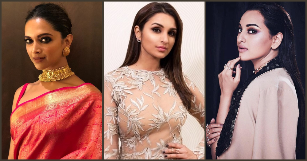 Bold & Beautiful: Our Fave Bollywood Divas Are All About Bold Make-Up This Week!