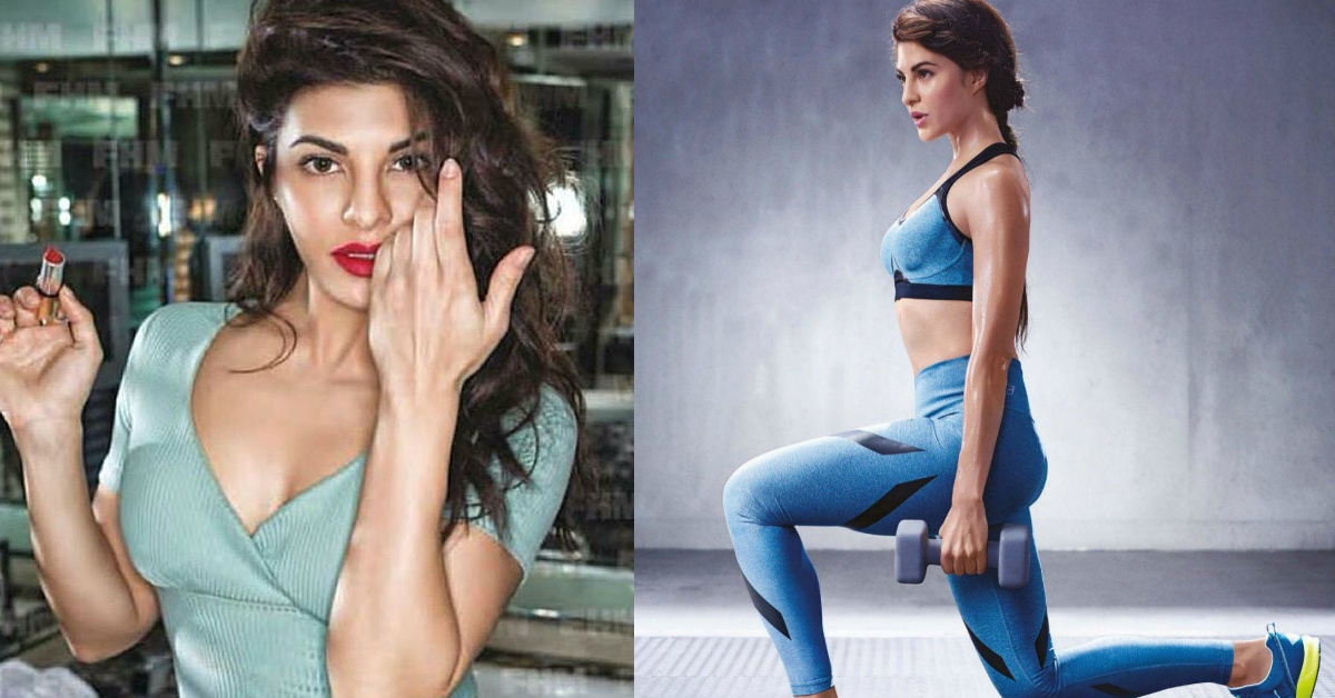 The 5 Workouts That Make Jacqueline Fernandez Fit, Fine & Flexible!