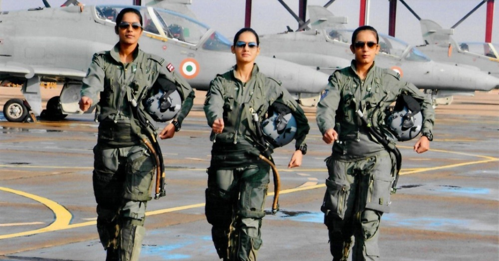 In A Landmark Moment, India Records Maximum Number Of Women Pilots In The World