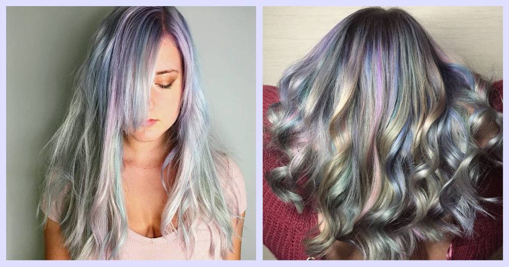 The 'Opal Hair' Trend Is The Coolest New Spin On Unicorn Fever!