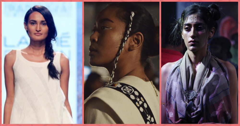 Hair Trends That Had Us Hooked From Day 2 Of Lakme Fashion Week  Summer Resort 2018