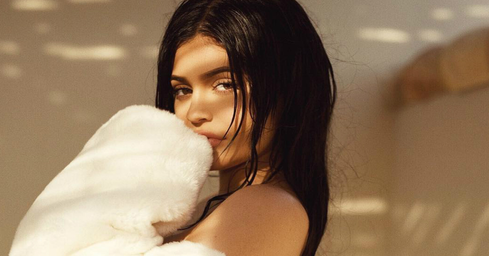 Kylie Jenner Announced She Had A Baby Girl With This Cute Video