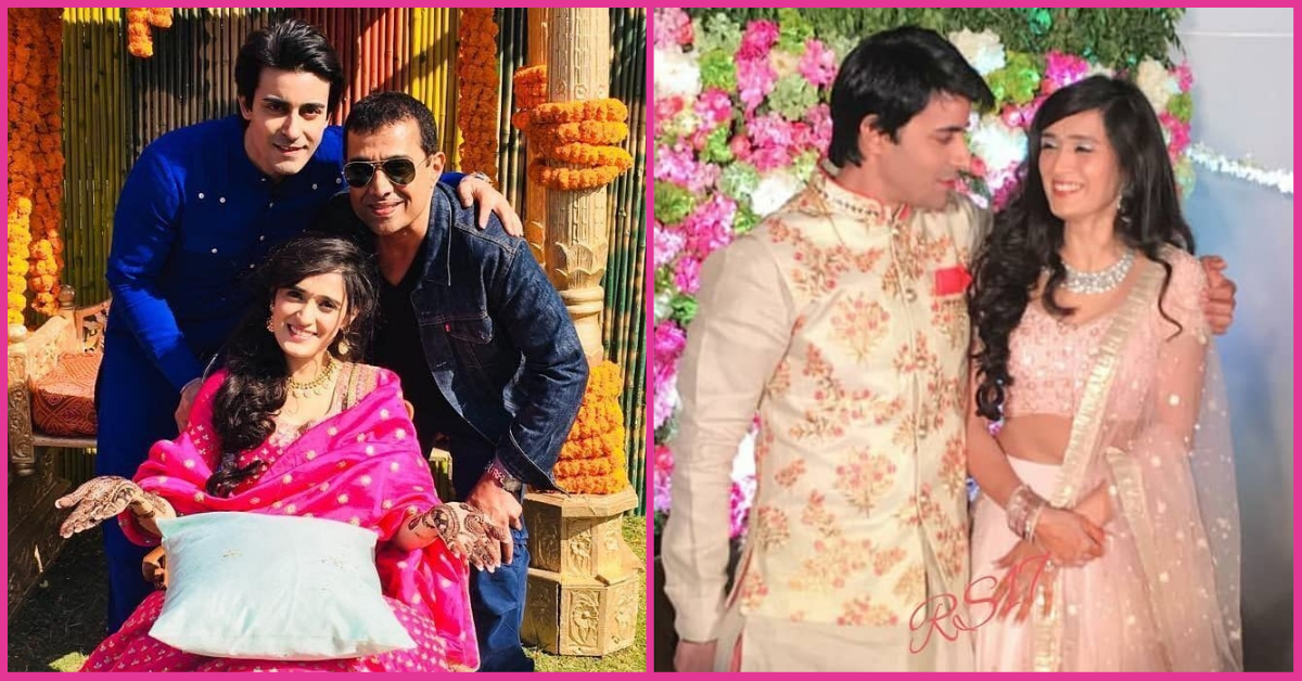 Mehendi & Engagement Pictures From Gautam Rode's Royal Rajasthan Wedding!