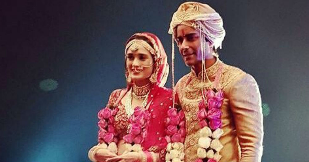 All The Pictures From Gautam & Pankhuri's Royal Fort Wedding!