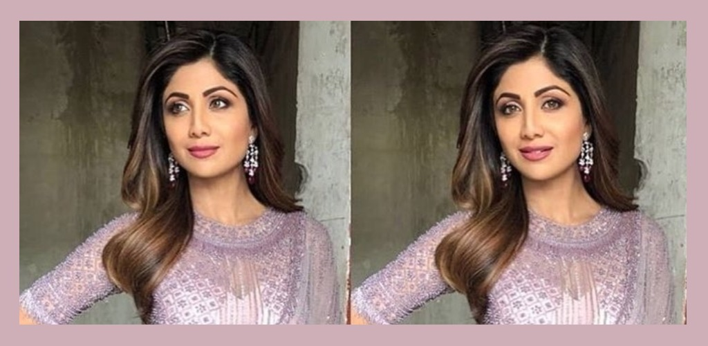 The Time Shilpa Shetty Kundra Matched Her Make-Up To Her Outfit And Made It Look So Cool!
