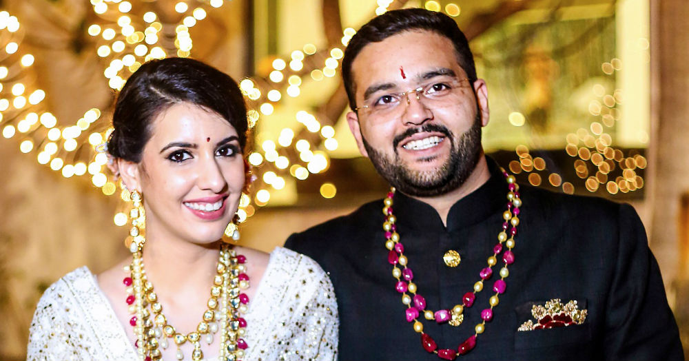 A Parsi Girl, A Punjabi Guy & Childhood Sweethearts... This Happy Love Story Is Aww-dorable!