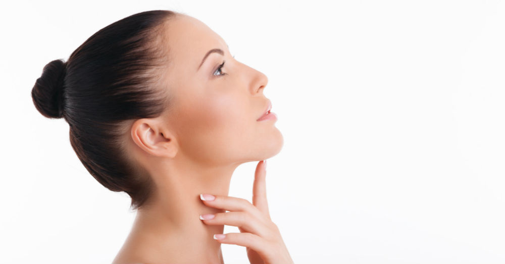 Best Facial Exercises To Get Rid Of That Double Chin In Time For The Wedding!