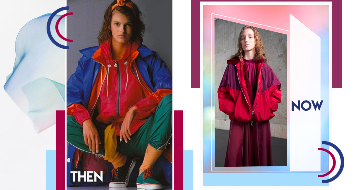 Comeback Caution: 80s Sportswear Is Back With A Bang!