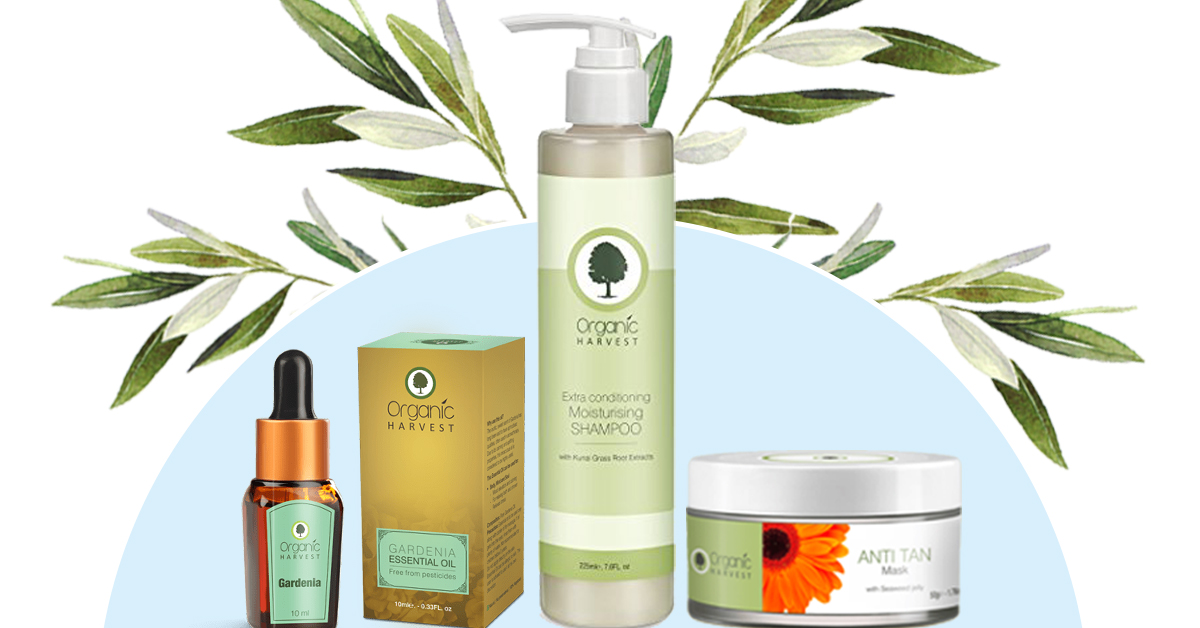 5 Reasons Why Organic Products Are Trending In India