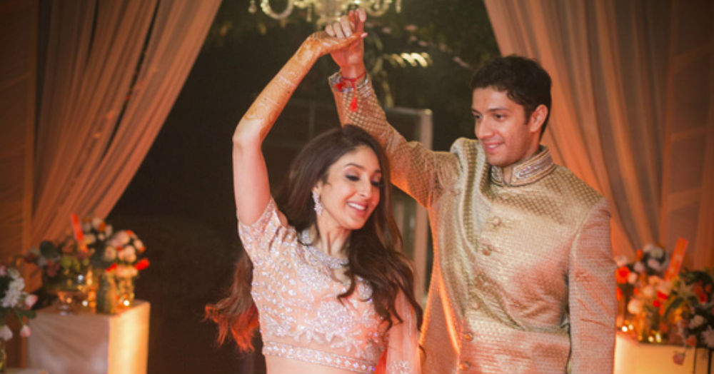 This NRI Bride Planned Her Outfits Over FaceTime & They're Oh-So-Gorgeous!