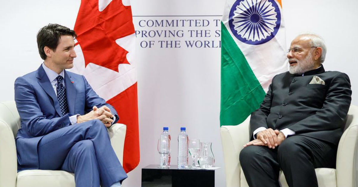Justin Trudeau Will Be Visiting India And We're Already Losing Our Mind!