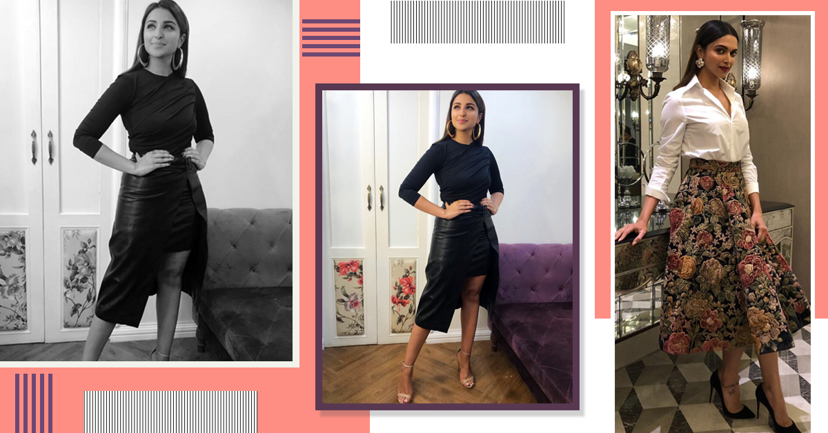 Last Minute Date Night Outfit Ideas To Steal From Your Favourite Celebrities!