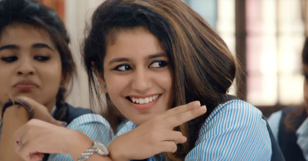 Now There Is A Complaint Lodged Against Priya Varrier For Hurting Religious Sentiments!