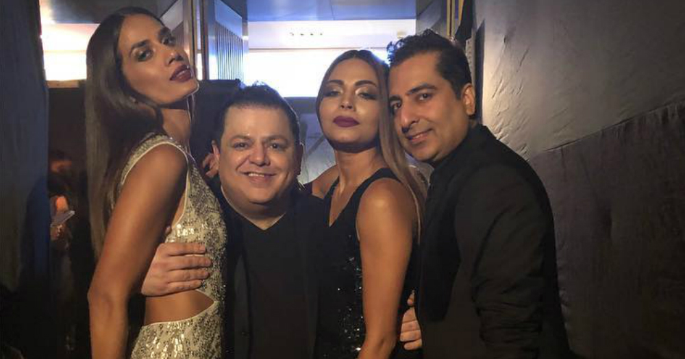 Bollywood Celebrates 20 Years Of Rohit Gandhi & Rahul Khanna In Fashion!