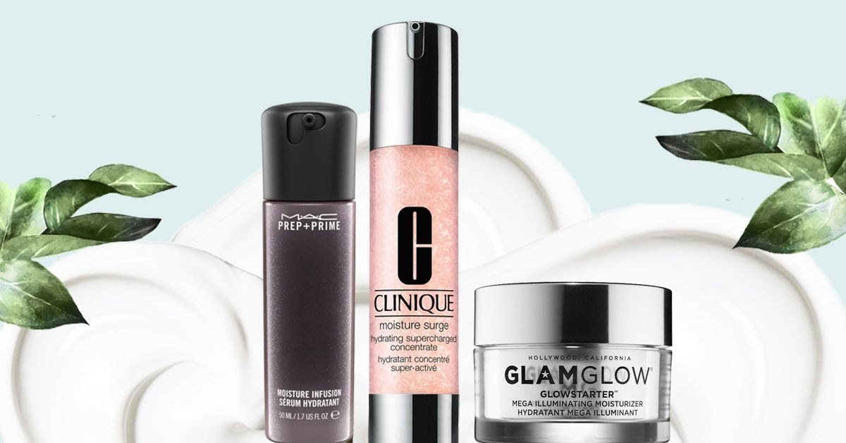 These Pre-Make-Up Moisturisers Will Make Your Foundation Blend Like A Dream!