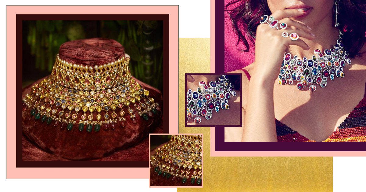 Your Mom & Sabyasachi Both Approve Of This Rainbow-Coloured Jewellery Trend!