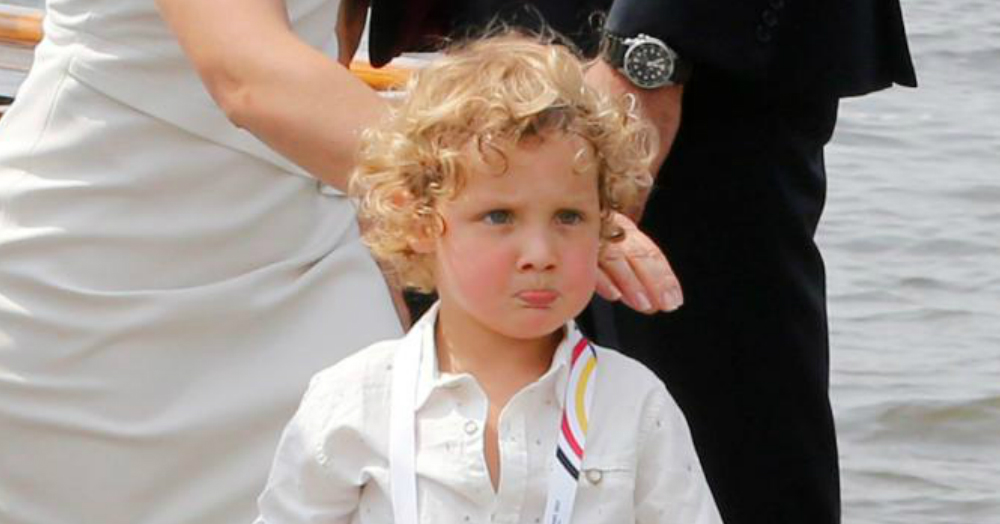 Justin Trudeau's Adorable Son Hadrien Has Just Toppled Taimur Online