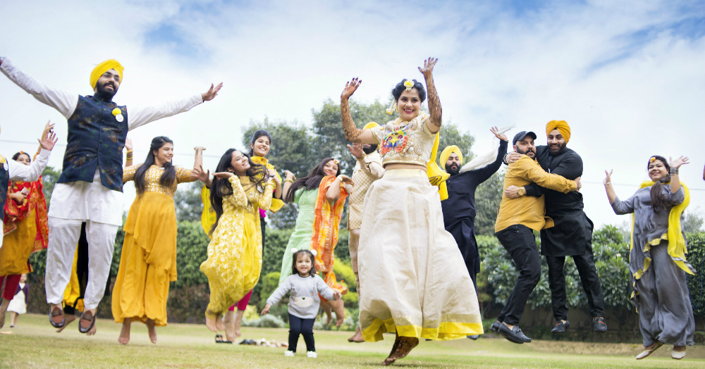 25+ Mehndi Games, Ideas & Trends To Make Sure Your Guests Have The Best Time Ever!