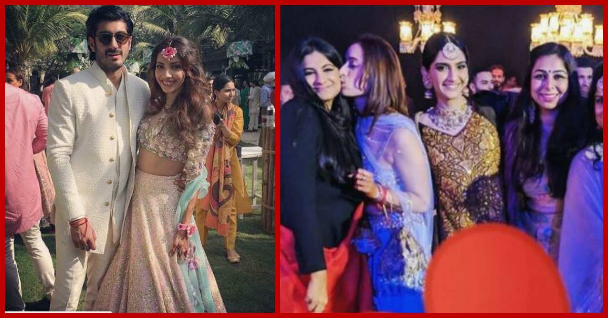 Sonam Kapoor's Cousin's Shaadi Pics Will Unleash The Punjabi In You!