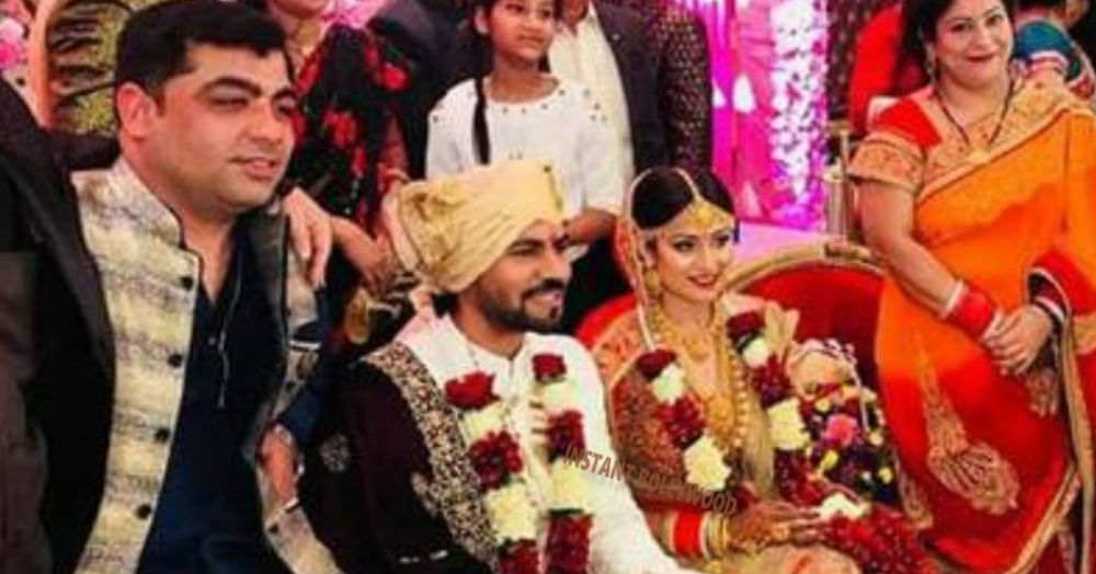 Mouni Roy's Ex & Bigg Boss 10 Contestant, Gaurav Chopra Secretly Got Married!