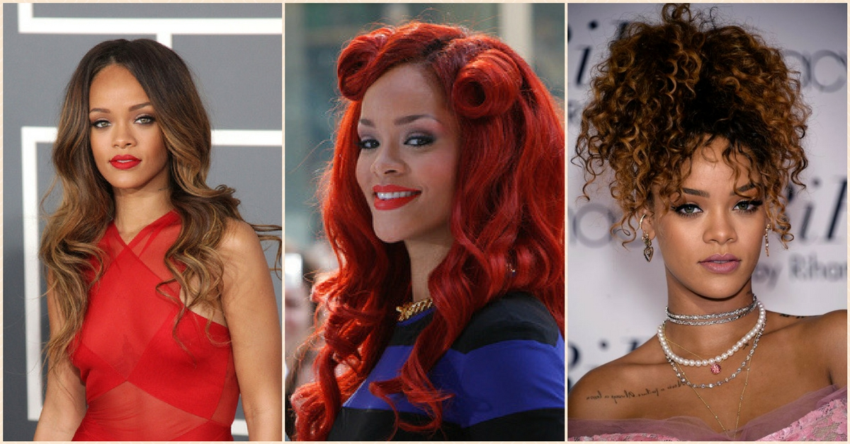 Happy Birthday Rihanna: 30 Of Her BEST Hair Moments!
