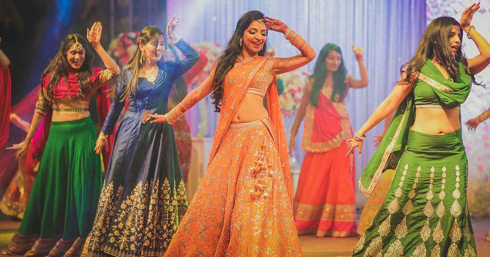 A Shaadi Guest's Guide To A Hot Sangeet Outfit (Without Any Skin Show!)