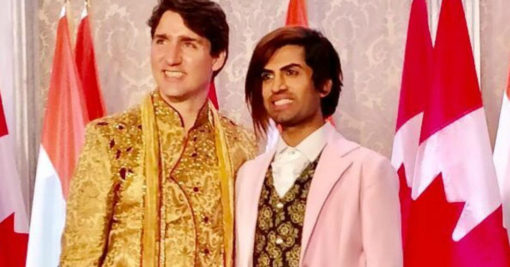 Read What Happened When Mr Canada Met Mr Gay India