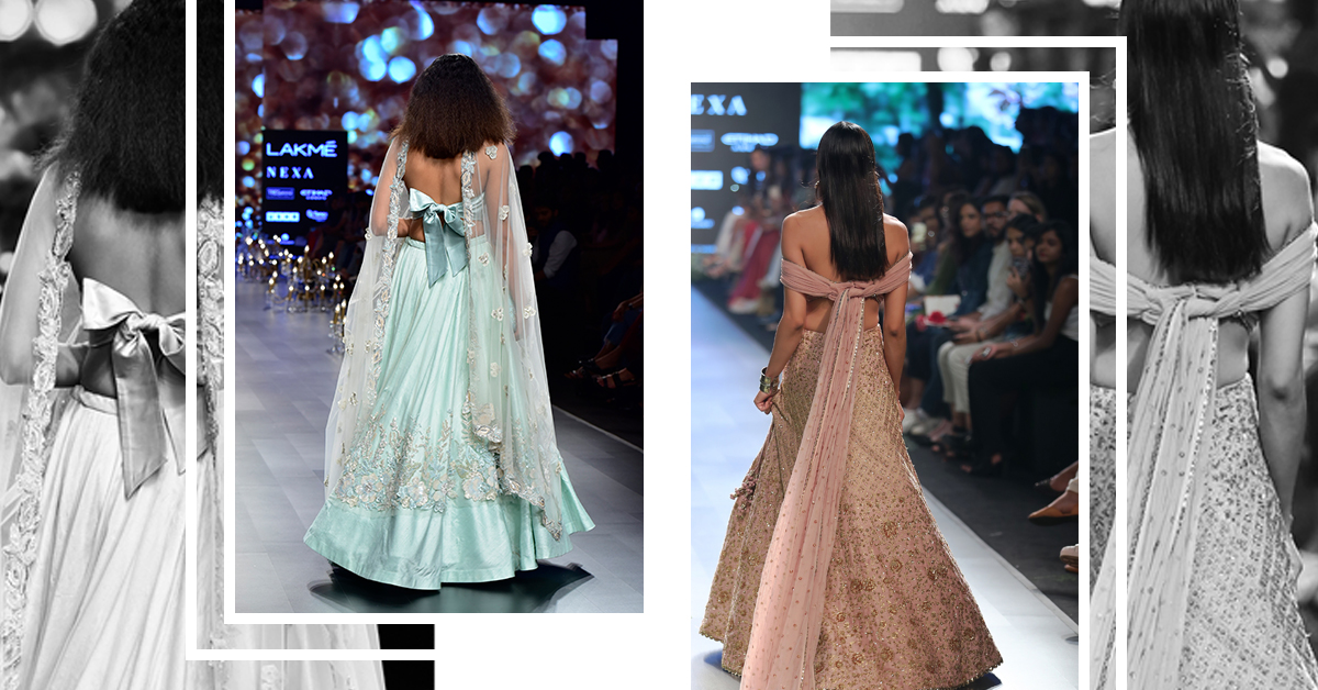 Sexy Back Is Officially Back! Low-Cut, U-Cut And Other Styles To Recreate In Indian Wear!