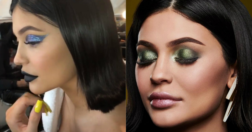 Kylie Is Back In Business With A Make-Up Line Inspired By Her Daughter!