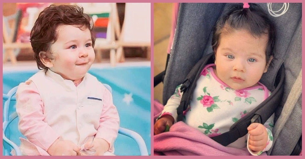 Soha Ali Khan Just Posted Pics Of Taimur & Inaaya On A Play Date & They're Adorable!