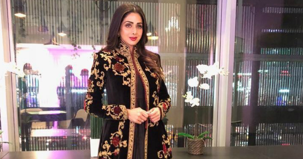 Bollywood's Final Goodbye To Sridevi In Heartfelt Words & Pictures