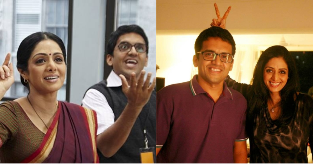 Rajeev Ravindranathan's Heartfelt Ode To Sridevi Will Bring Tears To Your Eyes