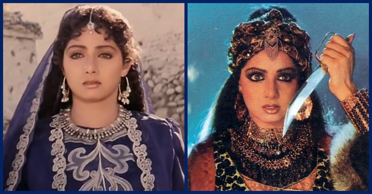 Afghanistan Remembers Sridevi From Her Role In 'Khuda Gawah' & Mourns The Actress' Death