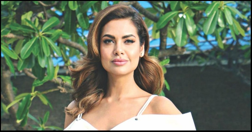 Esha Gupta's Tweet On The Syrian Attack Sums Up The Fate Of Humanity