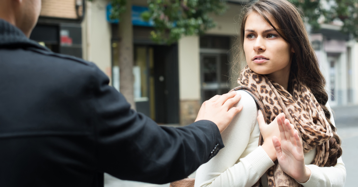 This Brave Delhi Girl Slapped The Man Who Dared To Harass Her In A Crowded Street