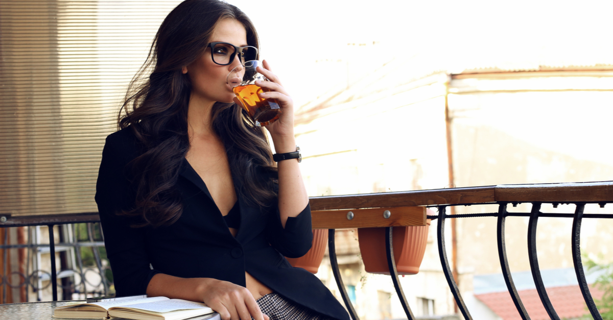 This Whiskey Brand Just Put A Woman On Its Label & F*ck Sexism